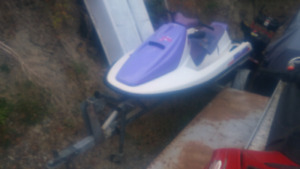 1994 Seadoo GTS project with or without  trailer