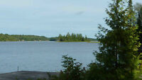 Waterfront Lot for sale. Hunters and Fisherman PARADISE
