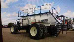 Bourgault air tank    new demo with factory warranty