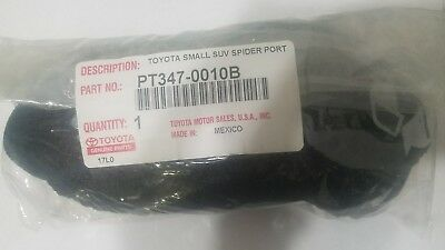 Lexus Toyota Oem Rx350 Small Suv Luggage Spider Port