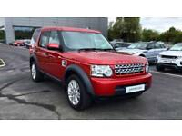2013 Land Rover Discovery COMMERCIAL SDV6 AUTO 255 Automatic Diesel 4x4