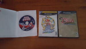 Gamecube/wii games/jeux for sale/a vendre