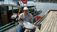 SOOKE BC SALMON FISHING CHARTERS