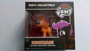 My Little Pony Scootaloo Vinyl Figure (Funko)
