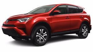 2016 Toyota RAV4 LE VUS