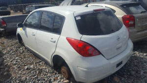 2008 VERSA. JUST IN FOR PARTS AT PIC N SAVE! WELLAND
