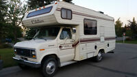 1984 Ford Citation Class C 21ft Motorhome