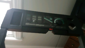 Treadmill and bike for sale