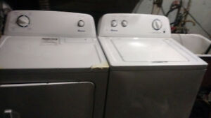 Washer and dryer for sale. GREAT condition