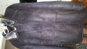 NEW!! Man's large winter coat  by Massimo.