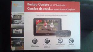 Caméra de recul Yada avec moniteur de 4.3 pouces