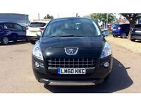 2010 Peugeot 3008 1.6 HDi Exclusive EGC Automatic Diesel MPV