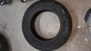 Pneus d'hiver winter tires 185 65r14