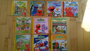 51 livres collection Phidal