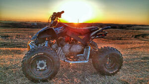 2008 Can-Am DS90X Race