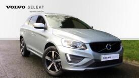 2016 Volvo XC60 D5 (220) R DESIGN Lux Nav 5dr Manual Diesel Estate