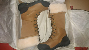Bottes ugs long brune taille 7 new