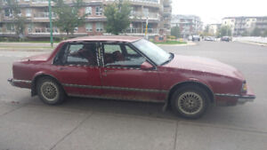 1989 Oldsmobile Eighty-Eight Awful Condition