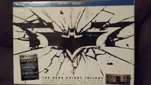 Blu-ray Dark Knight Trilogy Batman