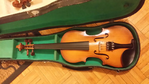 violin for sale $ 105.00