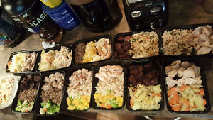 Meal Prep for Toning, Bulking Up or Loosing Weight!