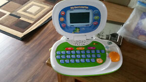Leap frog computer