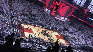 Selling Remainder Toronto Raptors Playoff Tickets