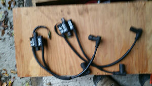ARCTIC CAT COIL PACK AND WIRES.