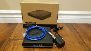 Thomson Cable Modem DCM 476