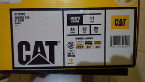 "Caterpillar Men Endure CSA 6"" work boots"