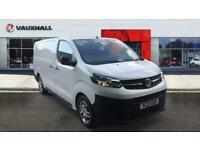2021 Vauxhall Vivaro L2 Diesel 3100 2.0d 120PS Dynamic H1 Van Van Diesel Manual