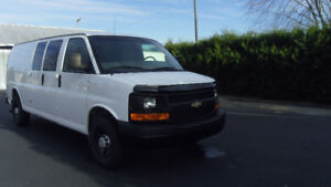 2007 Chevrolet Express 2500 Allonge