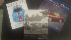 Old Car Photo Book, Magazine and Calender