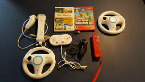 Nintendo Wii [Wii] System + Games + Accessories FOR SALE