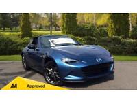 2018 Mazda MX-5 RF 2.0 Sport Nav 2dr SPORT BLACK Manual Petrol Convertible
