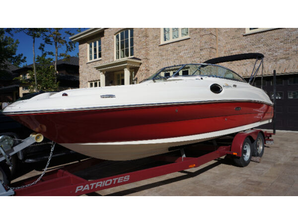 Used 2007 Sea Ray Boats sundeck 240