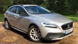 2018 Volvo V40 D2 Cross Country Manual with A Manual Diesel Hatchback