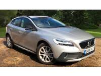 2018 Volvo V40 D2 Cross Country Manual Front Manual Diesel Hatchback