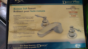 Faucet, New in box