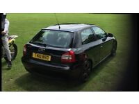 SWAP? AUDI A3 1.8 TURBO SPORT.. FULL LEATHER ETC
