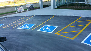 Parking Lot Line Painting | Kijiji: Free Classifieds in Ontario ...