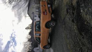 2008 Ford Ranger Sport  4x4 Pickup Truck