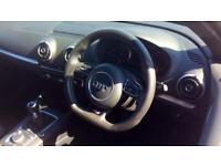 2014 Audi A3 1.4 TFSI 140 S Line 5dr Manual Petrol Hatchback