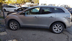2007 Mazda CX-7 GT SUV, Crossover 6995.00 plus hst and lic