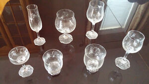 Rosenthal Classic Rose Glasses Kingston Kingston Area image 1