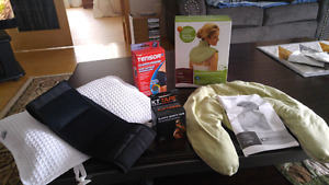 Therapy supplies for muscle pain. Never been used. 20$