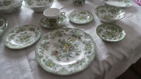 Enoch WEDGWOOD Kent Pattern Dishes