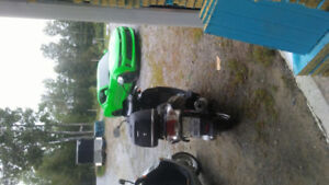 Scooter 2009 140cc neuf 1000$
