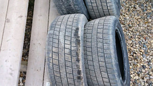 Selling set of 4 tires.They are 225/50R16.There a Raptor Riken