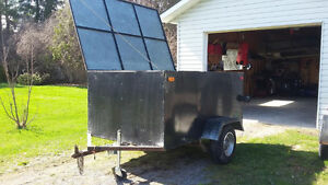 Custom Enclosed Cargo Trailer Kawartha Lakes Peterborough Area image 3